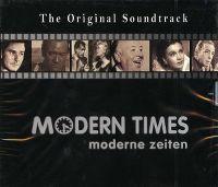 Cover Soundtrack - Modern Times - Moderne Zeiten