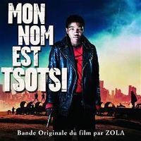 Cover Soundtrack - Mon nom est Tsotsi