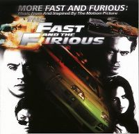 Cover Soundtrack - More Music From The Fast And Furious