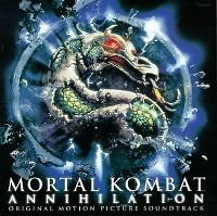 Cover Soundtrack - Mortal Kombat Annihilation