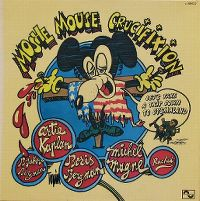 Cover Soundtrack - Moshe Mouse Crucifixion