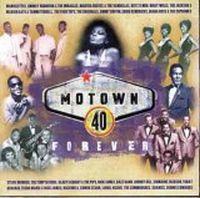 Cover Soundtrack - Motown 40 Forever