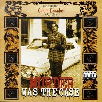 Cover Soundtrack - Murder Was The Case