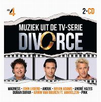 Cover Soundtrack - Muziek uit de TV-serie Divorce