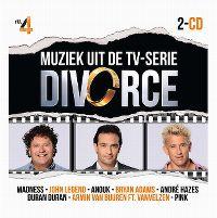 Cover Soundtrack - Muziek uit de TV-serie Divorce