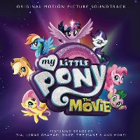 Cover Soundtrack - My Little Pony - The Movie