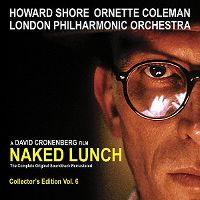 Cover Soundtrack - Naked Lunch