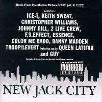 Cover Soundtrack - New Jack City