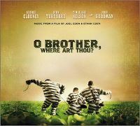 Cover Soundtrack - O Brother, Where Art Thou?