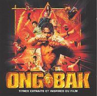 Cover Soundtrack - Ong bak