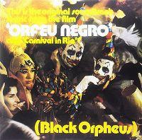 Cover Soundtrack - Orfeo negro