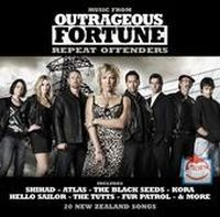 Cover Soundtrack - Outrageous Fortune - Repeat Offenders