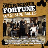 Cover Soundtrack - Outrageous Fortune - Westside Rules