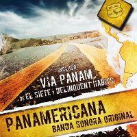 Cover Soundtrack - Panamericana