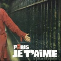 Cover Soundtrack - Paris, Je t'aime