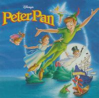 Cover Soundtrack - Peter Pan