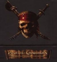 Cover Soundtrack - Pirates Of The Caribbean - Soundtrack Treasures Collection