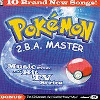 Cover Soundtrack - Pokémon - 2 B. A. Master