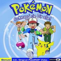 Cover Soundtrack - Pokémon - Schnapp' sie dir alle!