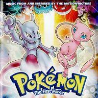 Cover Soundtrack - Pokémon - The First Movie