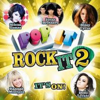 Cover Soundtrack - Pop It - Rock It 2