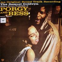 Cover Soundtrack - Porgy And Bess