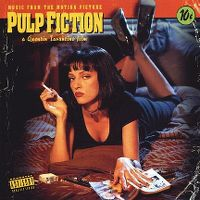 Cover Soundtrack - Pulp Fiction