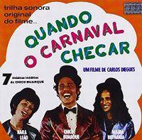 Cover Soundtrack - Quando o carnaval chegar