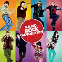 Cover Soundtrack - Radio Rock Revolution