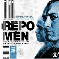 Cover Soundtrack - Repo Men