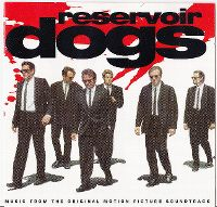 Cover Soundtrack - Reservoir Dogs