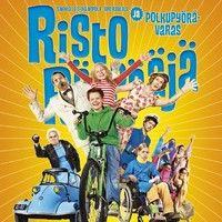 Cover Soundtrack - Risto räppääjä ja polkupyörävaras