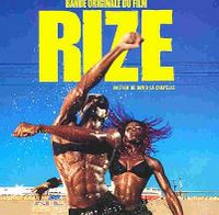 Cover Soundtrack - Rize