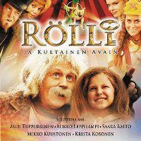 Cover Soundtrack - Rölli ja kultainen avain