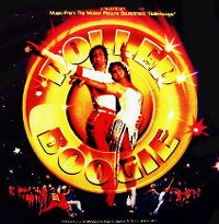 Cover Soundtrack - Roller Boogie