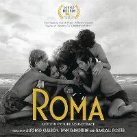 Cover Soundtrack - Roma