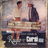 Cover Soundtrack - Rudo y Cursi