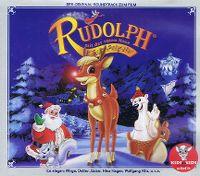 Cover Soundtrack - Rudolph mit der roten Nase