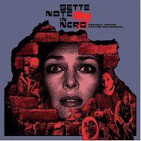 Cover Soundtrack - Sette note in nero