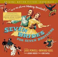 Cover Soundtrack - Seven Brides For Seven Brothers