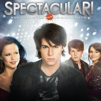 Cover Soundtrack - Spectacular! Music From The Nickelodeon Original Movie