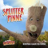 Cover Soundtrack - Splitter Pinne - Reinspikka hits fra Knerten filmen