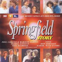 Cover Soundtrack - Springfield Story