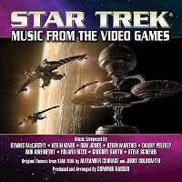 Cover Soundtrack - Star Trek - Music From The Video Games