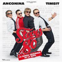 Cover Soundtrack - Stars 80 - La suite