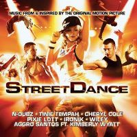 Cover Soundtrack - StreetDance