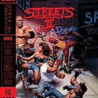 Cover Soundtrack - Streets Of Rage II