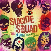 Cover Soundtrack - Suicide Squad - The Album