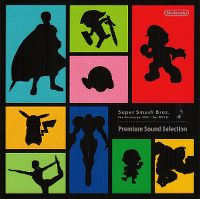 Cover Soundtrack - Super Smash Bros. For Nintendo 3DS / For Wii U - Premium Sound Selection