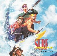 Cover Soundtrack - Surf Ninjas